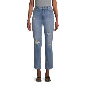 jeans déchirer pour femme
