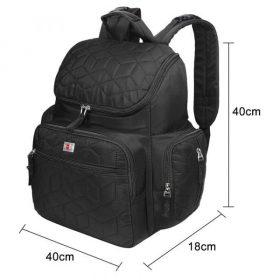 sac avec batterie rechargeable