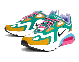 Air Max 200 Edition 2000 World Stage