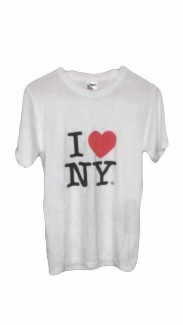 T-shirt i love new york (M)