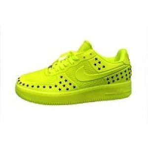 CHAUSSURE BASKET AIR FORCE ONE PLASTIQUE