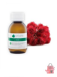 Huile de Ricin Bio 100% Pure - Croissance cheveux et Ongles