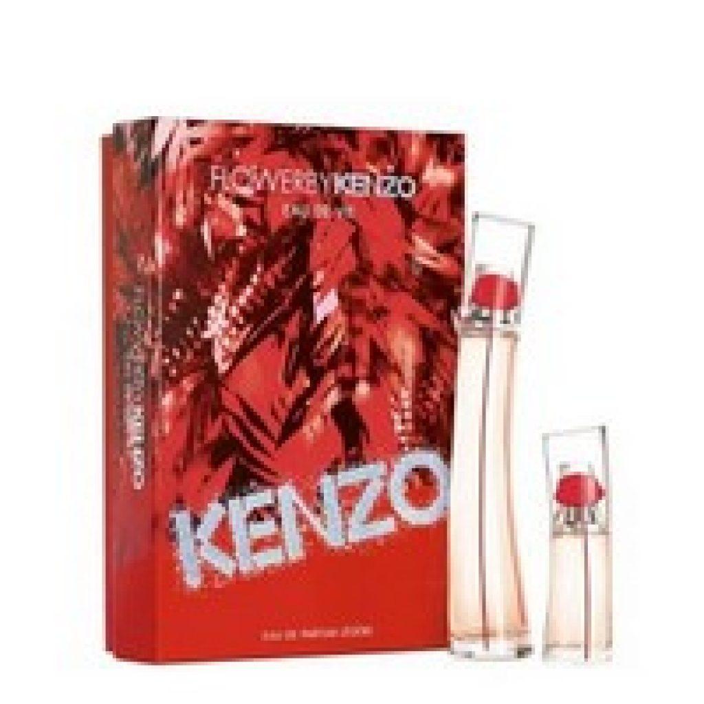 Kenzo coffret flower