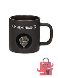 Tasse game of thrones - Logo 3D Targaryen