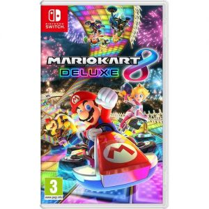 Jeu Nintendo Switch - Mario Kart 8 Deluxe
