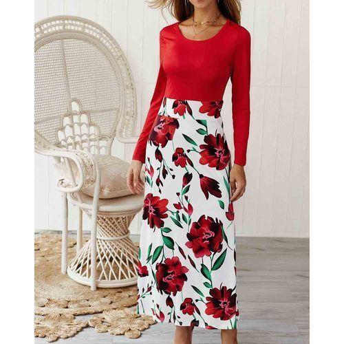 robe rouge