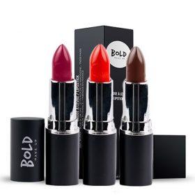BOLD MAKE UP rouge à lèvres stick