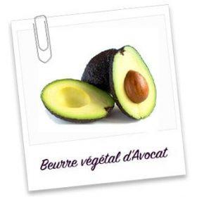 Beurre Végétal d'Avocat Bio Extra vierge