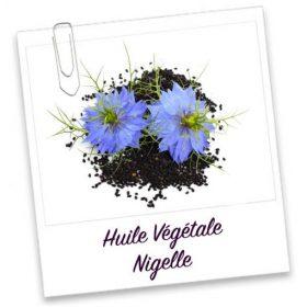 Huile Végétale Bio: Nigelle Vierge (Cumin noir)