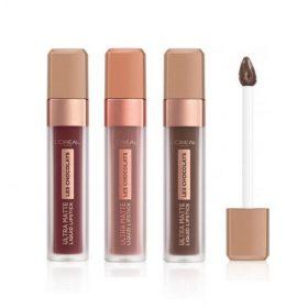 L'ORÉAL Infaillible Les Chocolats Rouge à Lèvres Liquide Ultra Matte