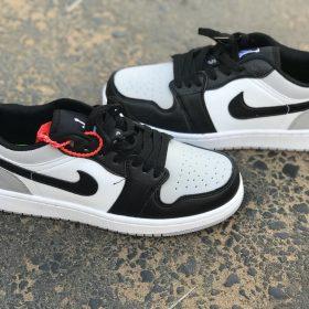 Jordan gris noir