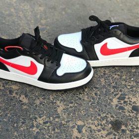 Jordan rouge noir