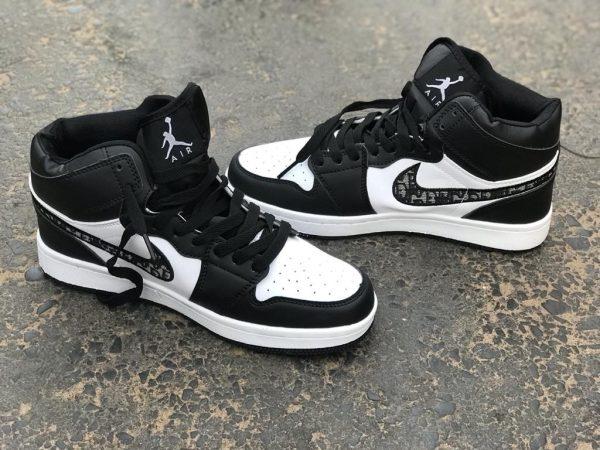 Nike Jordan noir blanc