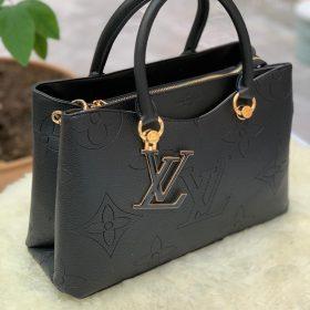 sac Louis Vuitton noir mat