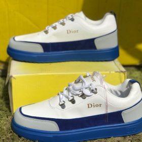 Dior Bleu Blanc