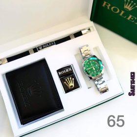 rolex vert