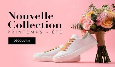 Collection de chaussure Dakar