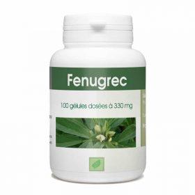 médicament pour grossir Fenugrec