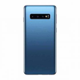 téléphone Android bleu