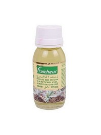 Huile de Ricin Bio 100% Pure