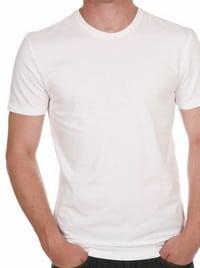 T-shirt Blanc Personnalisable