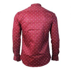 Chemise en coton longue manche ideal pour cette periode de froid pour un style chic et tendance