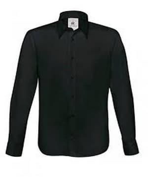Chemise Noire Pour Homme