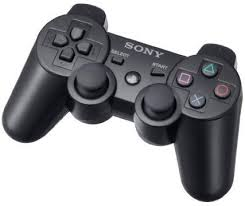 Manette PS3 Dual Shock 3 - Noir