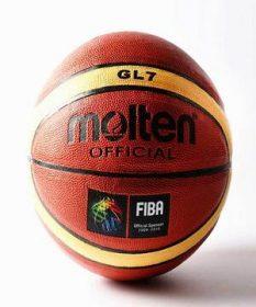 Ballon de basket ball trainer oversized