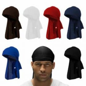 Pack durag multi-couleur