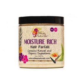ALIKAY NATURALS Moisture Rich Hair Parfait Crème Hydratation Intense