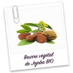 Beurre Végétal de Jojoba Bio Extra vierge