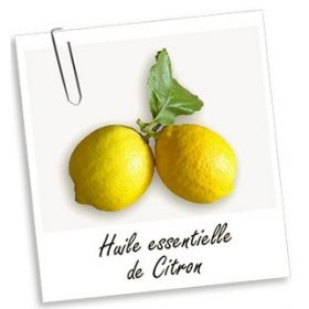 Huile essentielle: Citron (30ml)