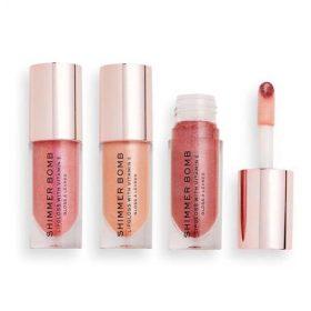 REVOLUTION Shimmer Bomb Gloss à Lèvres
