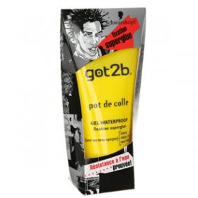 SCHWARZKOPF Got2B Glued Gel waterproof