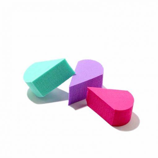 URBAN-STUDIO-Rainbow-Pop-Set-de-8-Eponge