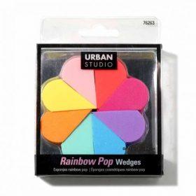 URBAN-STUDIO-Rainbow-Pop-Set-de-8-Eponges-