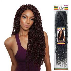 AFRI NAPTURAL Mane Concept Gorgeous Passion Twist Crochet Braids 20″