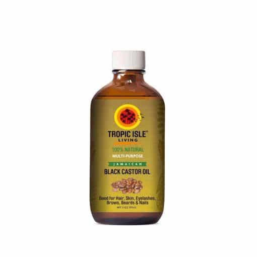 TROPIC ISLE LIVING Jamaican Black Castor Oil Huile de Ricin