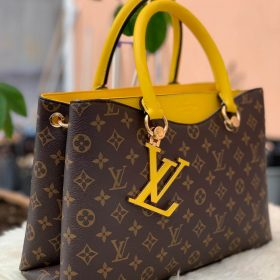Sac Louis Vuitton jaune