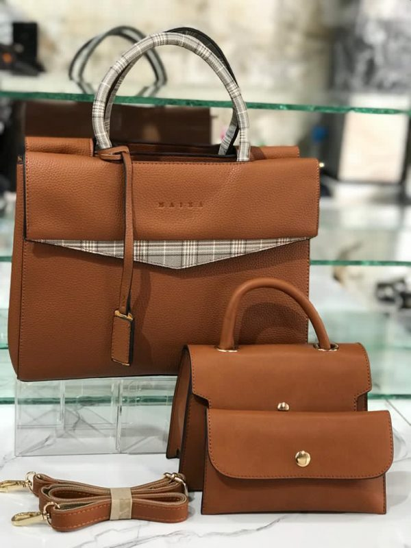 sac Louis Vuitton marron