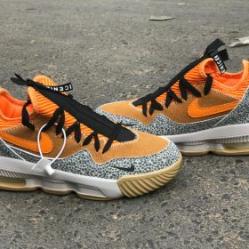 ATMOS X NIKE LEBRON 16 LOW Orange